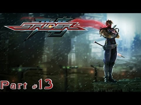 Strider 2014 [PS4] Playthrough Part 13 - Inferno Revived