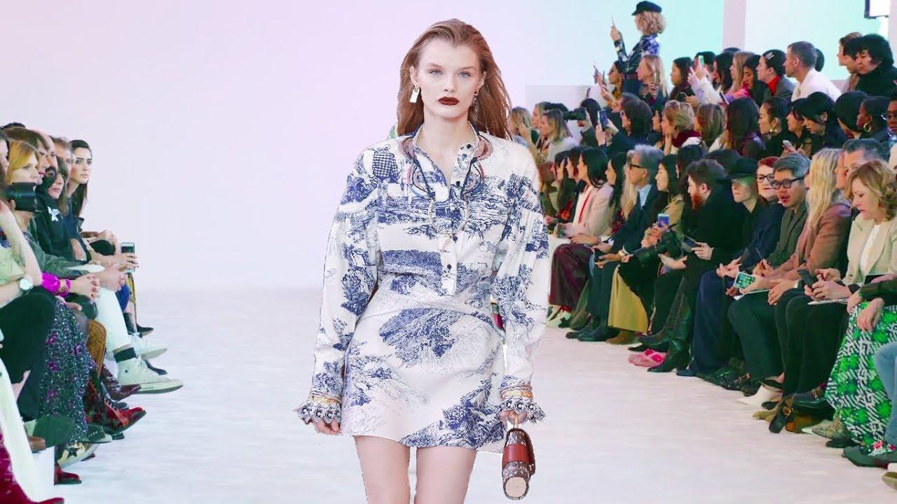 686cef5d25 Chloé | Fall/Winter 2019/20 | Paris Fashion Week