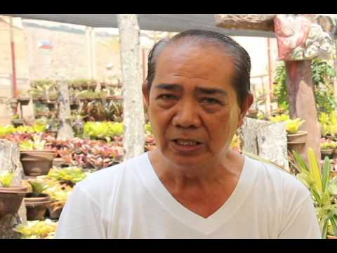 Interview with Sta. Barbara Parish Priest Msgr. Juanito Tuvilla