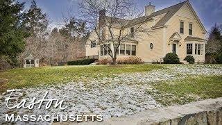 video of 158 elm street   easton massachusetts real estate homes