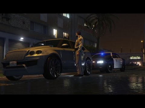 "The BEST way to ""be a cop"" in GTA 5! PS4/Xbox One (Updated 8/12/16)"
