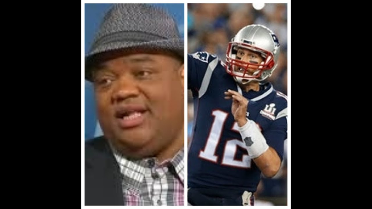 Ignorant Jason Whitlock: Black People Hate the Patriots Because of Race