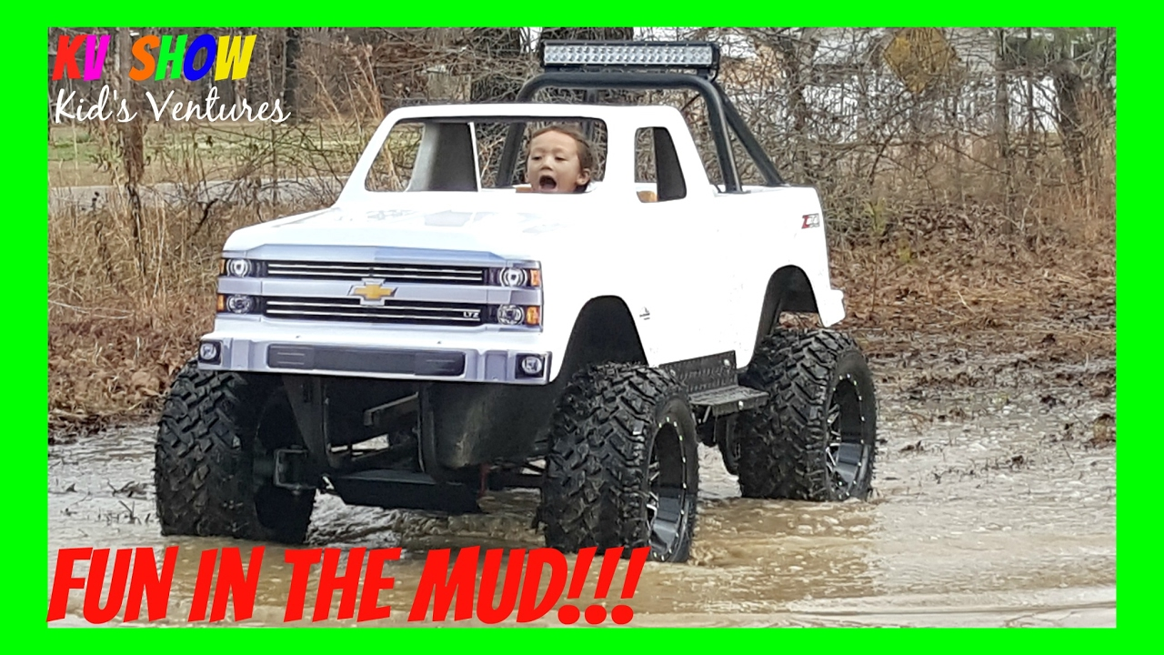 Monster Trucks Kid Youtube