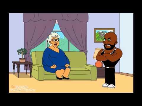 Love & Hip Hop Atlanta Parody Rasheeda's Mom Vs Kirk Spoof (Madea Vs Kirk)