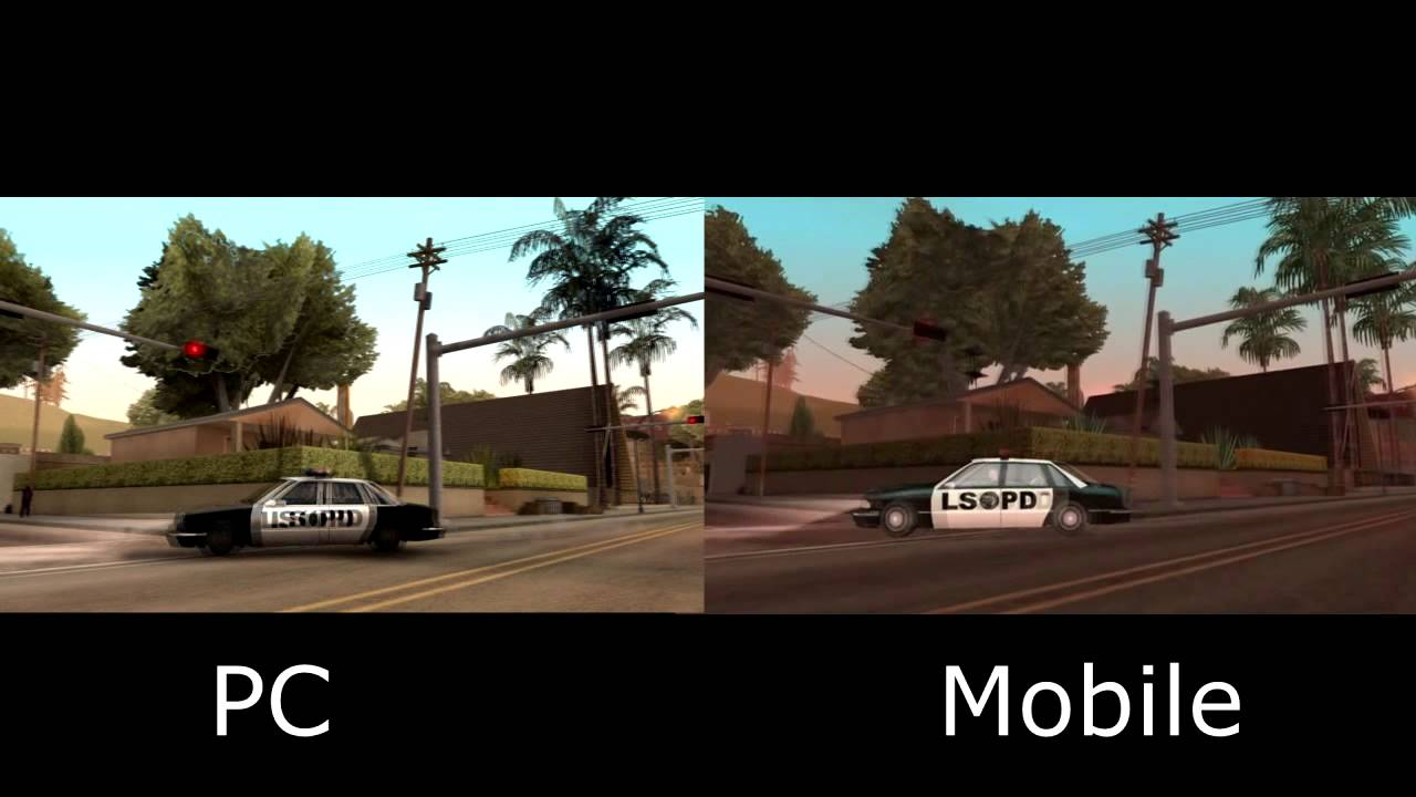 GTA San Andreas - PC v... Xbox One Vs Ps4 Graphics Gta V