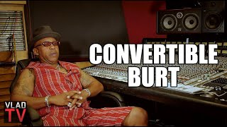 Convertible Burt on Being Locked Up with Larry Hoover & OKC Bomber Timothy McVeigh (Part 11)