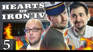 Hearts of Iron IV - Spanish Armada #5 - Itching For War