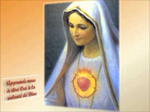 Hommage à la bien-aimée Marie