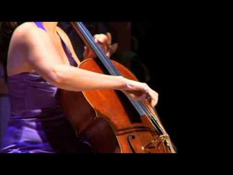 Rachel Mercer, lauréate du Conseil des arts, interprète Allemande de Bach avec 1696 Stradivari