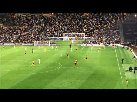 Wolverhampton Wanderers v Fulham 2-0 Match Day Highlights & Goals Vlog 03/11/17