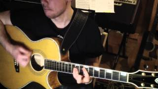 how to play what are you waiting for by nickelback nathan legendre