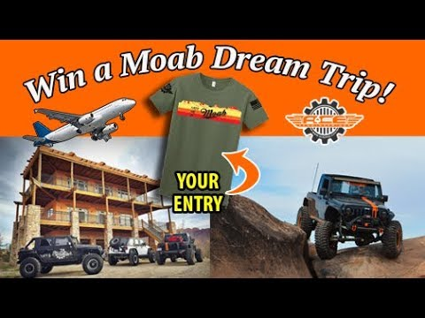 ACE Engineering Meet Me In Moab Dream Trip Contest