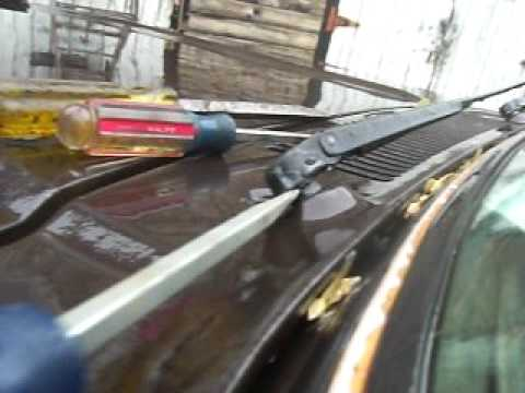 Wiper Removal 101 Youtube