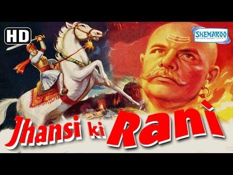 Jhansi Ki Rani (1953) (HD) - Hindi Movie - Mehtab   Sohrab Modi   Mubarak - (With Eng Subtitles)