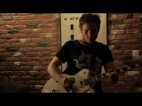 electro,chill-out guitar solo