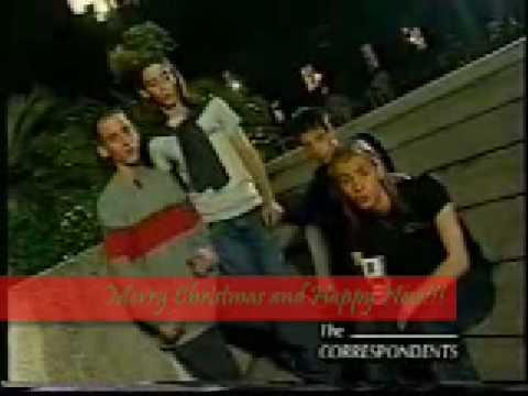 Christmas Carolling - Moffatts Style