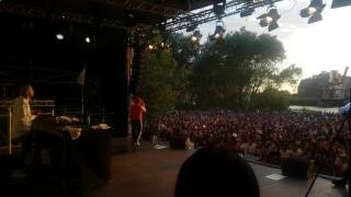 Nimo - LFR Live (Backstage View) auf dem Spektrum Festival 2017 in Hamburg