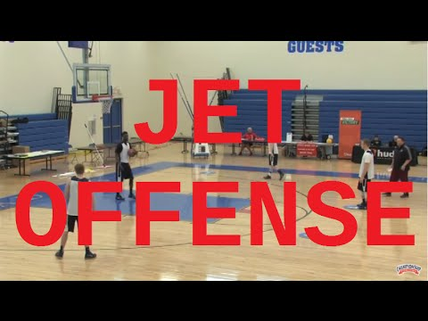 Get An Easy Layup With This Set Play! - Basketball 2016 #60