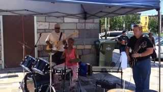 The Lemon Song cover by The Coalishun live @ Broad Street Market, Harrisburg, PA, 7/11/2015