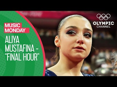 Aliya Mustafina's performance to Final Hour by X-Ray Dog | Music Monday
