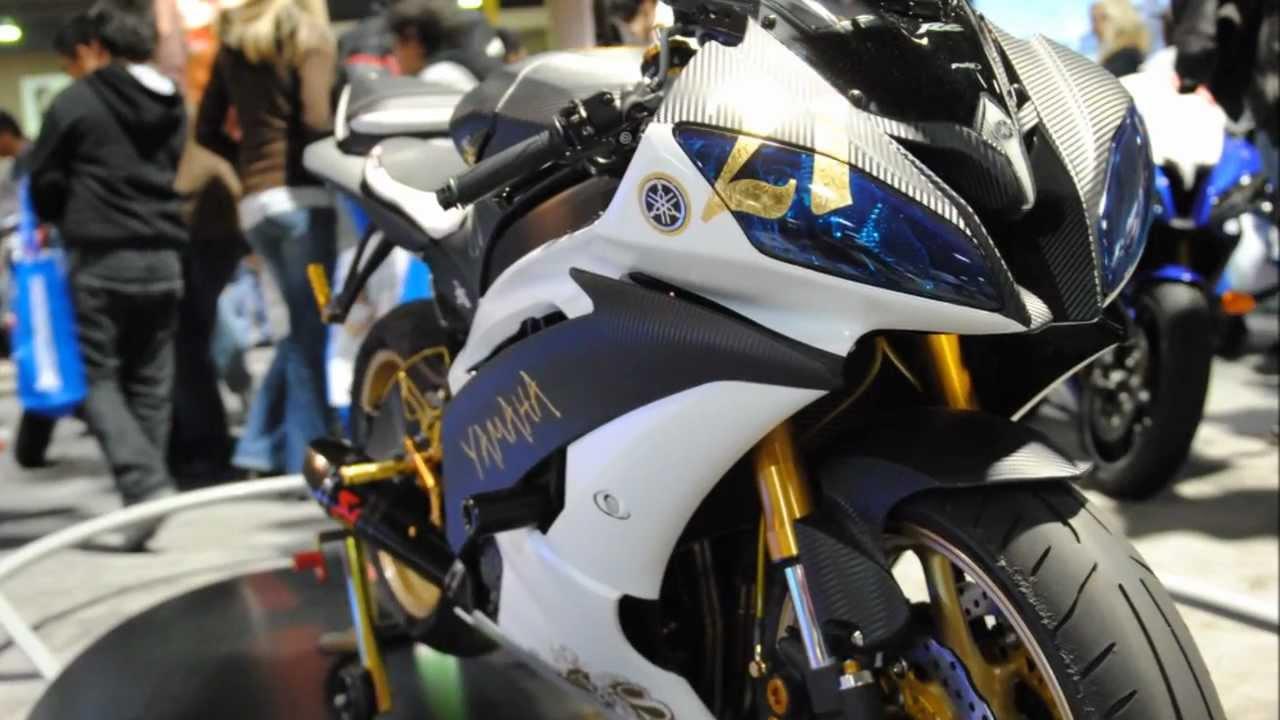 Yamaha YZF R6 Custom M...