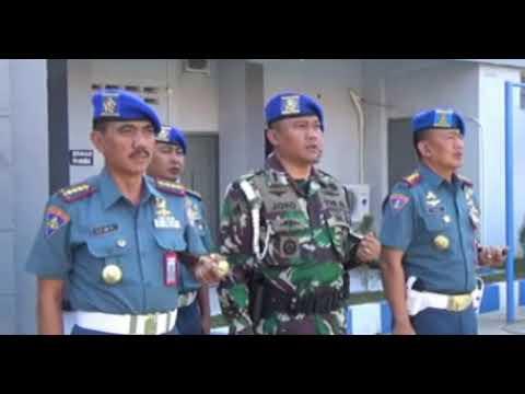 APEL KHUSUS DANPUSPOM TNI AL KEPADA PRAJURIT POLISI MILITER WILAYAH SURABAYA 2018