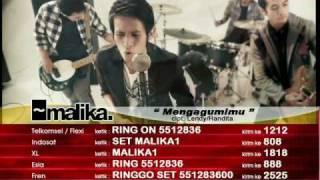 Malika Mengagumimu Official Video