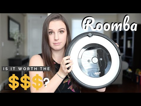 SHOULD YOU BUY A ROOMBA? Roomba E6 Review