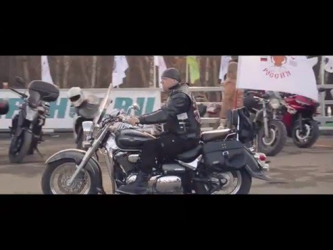 Официальное видео с Открытия Мотосезона 2016 от Вольницы и Типичного мотоциклистa