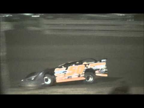 Ohio Valley Speedway Late Model B-Main 9-26-15