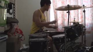 Panic! At The Disco - The Ballad of Mona Lisa (Drum Cover)