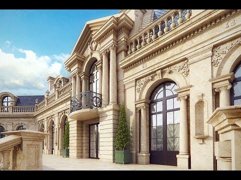Дизайн домов с мансардой фото снаружи и внутри
