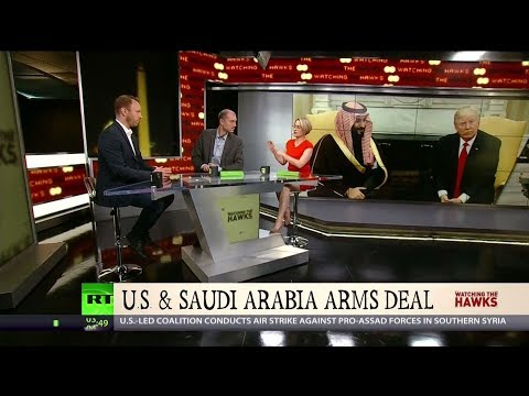 Saudi Arabia's Big Payoff with Max Blumenthal