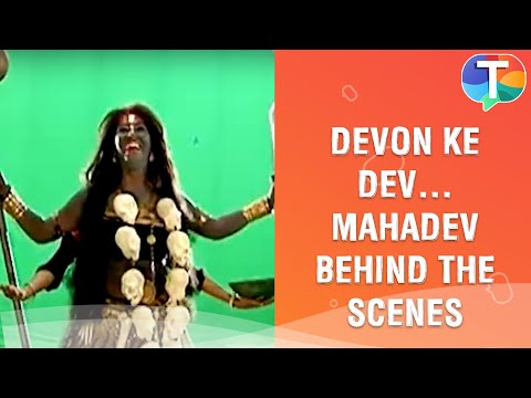 Making of Kali | Devon Ke Dev... Mahadev behind the scenes | Cast on makeup, intense scenes & more