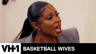 Evelyn Shuts the Door on Jennifer's Pity Party | Basketball Wives