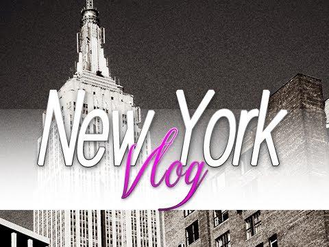 Vlog: New York 2012 Trip