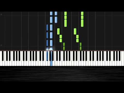 Calvin Harris - Summer - Piano Tutorial by PlutaX - Synthesia