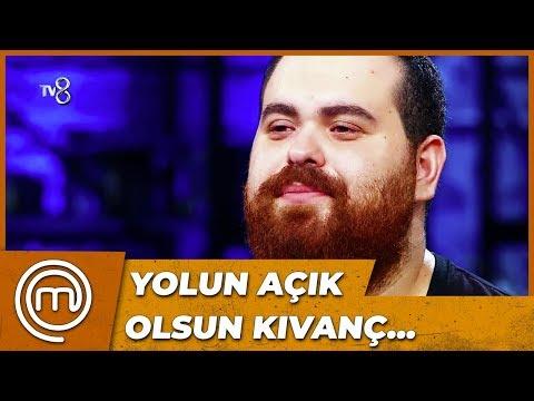 MasterChef, Kıvanç'a Veda Etti | MasterChef Türkiye 57.Bölüm