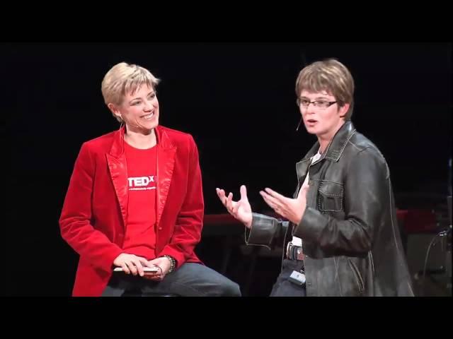 TEDxDU Ramona Pierson #2 -- Education goes digital