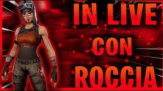 "LIVE FORTNITE ITA?!"" RAGA STASERA ON THE CULS, SATURDAY REGALO ACCOUNT RARISSIMO-!!!! #131"