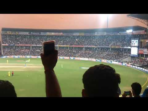 Jamtha stadium nagpur ..India vs Australia 5th odi