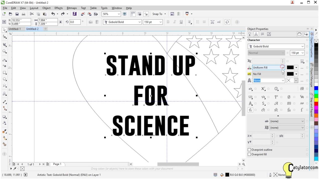 Poster design using coreldraw 12 - How To Make A Poster Design In Coreldraw