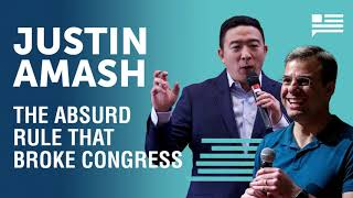 Process determines outcome: Justin Amash on the rules that broke Congress. | Andrew Yang