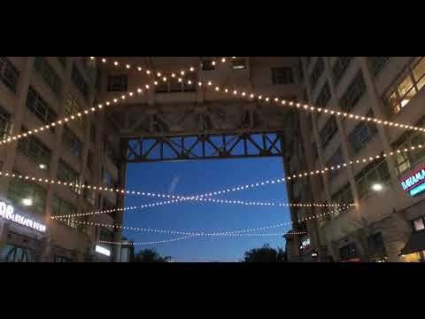 Montgomery Plaza. Fort Worth Tx.  A micro short film