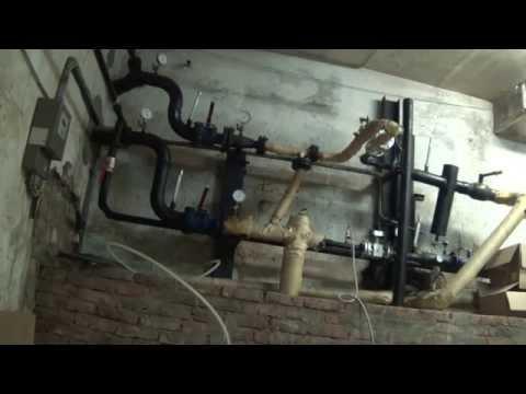 акт опрессовка системы отопления образец