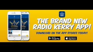 Gambar cover How to download the new Radio Kerry app