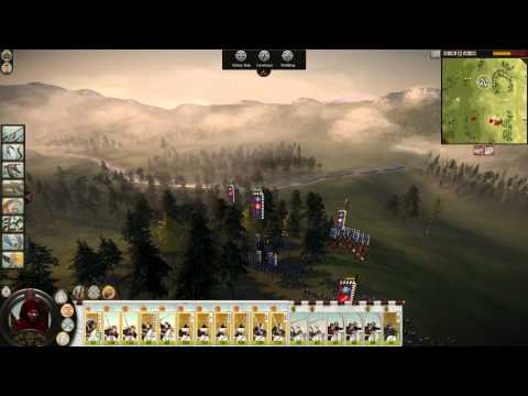 Total War Shogun 2 HD Online Commentary Battle Video 37 Look Both Ways for Ninja  