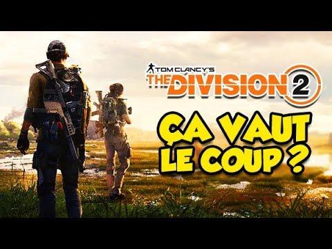 ÇA VAUT LE COUP? (The Division 2)