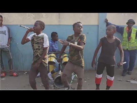 Congo : le Tempo Music, l'orchestre des enfants qui illumine Pointe-Noire