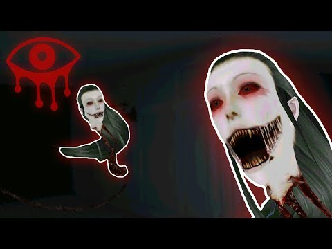 ???? ЛЕТЯЩА ГЛАВА МЕ ПРЕСЛЕДВА ???? - Eyes - The Horror Game
